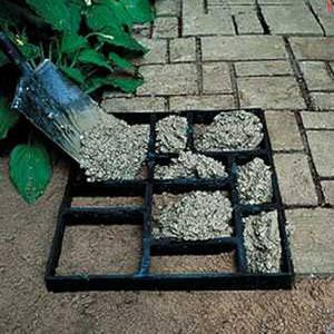 Как использовать форму для заливки бетона