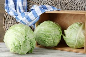 Как хранить капусту на зиму