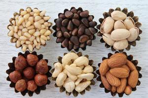 Как употреблять орехи