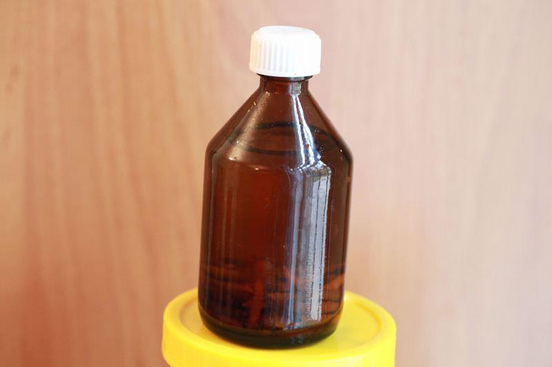 Настойка личинок восковой моли, лечение