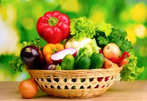 Разнообразные овощи