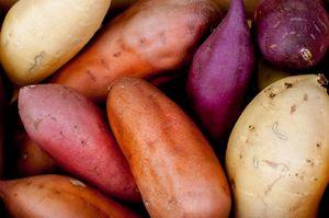 Название овощей