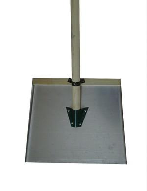 Как выбрать материалы для изготовления лопаты