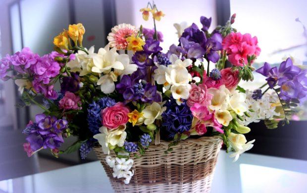 Как выбирать цветы в интернете